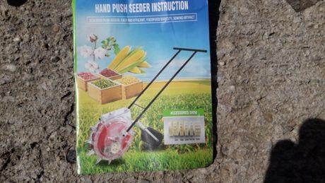 Semanatoare manuala de gradina (plantator) HX A036 Semiautomata (noua