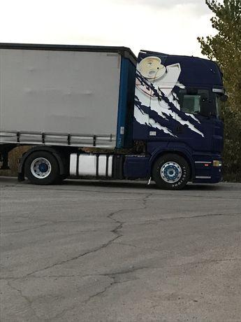 Vand Scania R500 V8