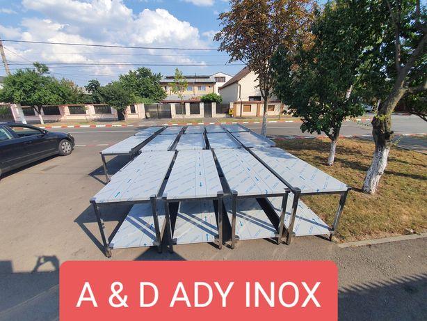Mese / masa inox spalatoare inox hote inox profesionale