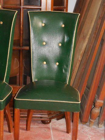 Set 6 scaune Art Deco cca 1950