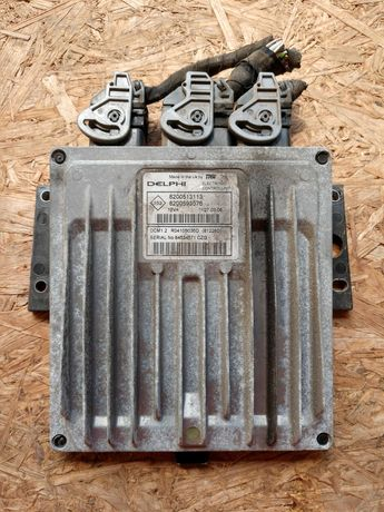 ECU Calculator Motor Dacia Logan 1.5 dci euro 3 cod 8200513113