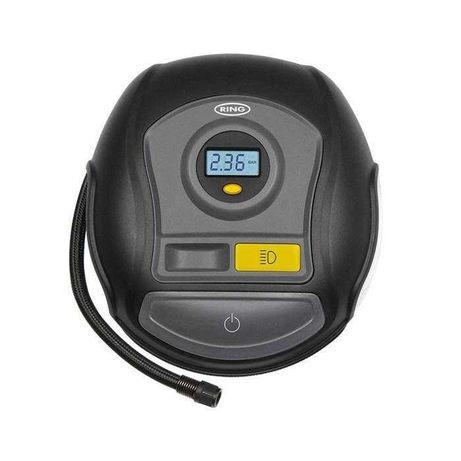 Компресор за гуми дигитален Ring RTC400 12V / 100psi