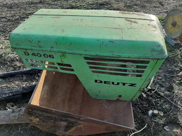 capotaj capota tractor Deutz Fahr jante / 19