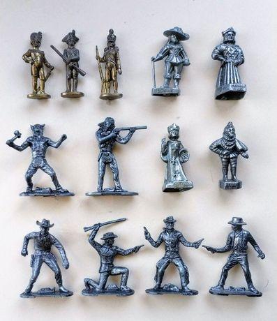 Фигурки войници метал от шоколадови яйца Киндер Сюрприз Kinder Surpris