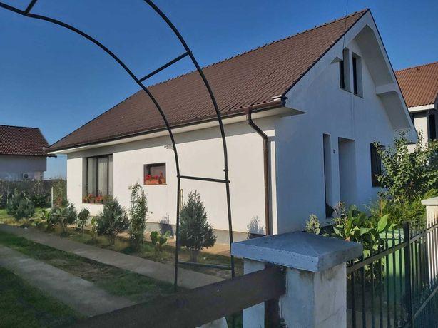 Vand/schimb casa 2016 din Santandrei cu apartament Oradea