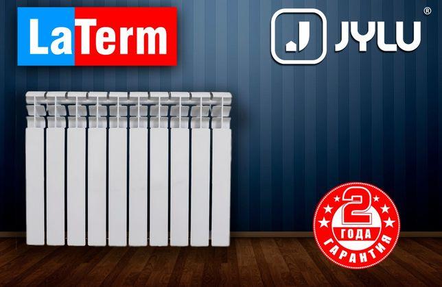 ВНИМАНИЕ!!! Биметаллические радиаторы LaTerm 500-96 в магазине JYLU