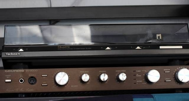 Amplificator GRUNDIG SV 2000