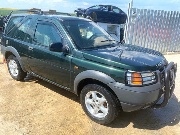 Продавам Ланд Роувър Фрилендър 2.0ТДИ, 98к.с., 00г., Land Rover Freela
