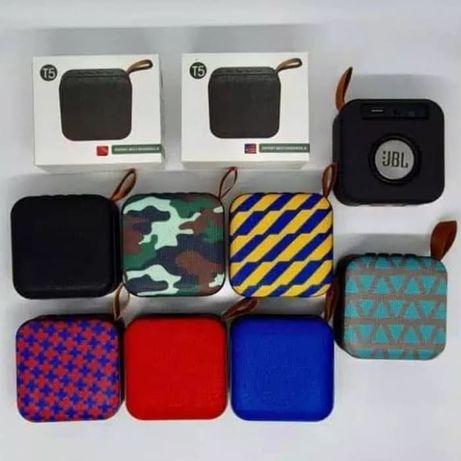 Mini boxa portabila T5, Bluetooth 4.2