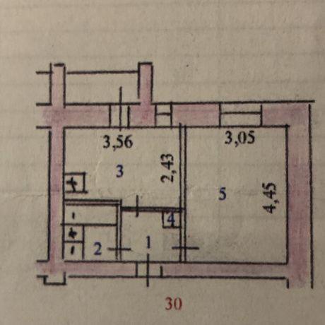 Продам 1-комнатную квартиру в г.Усть-Каменогорск