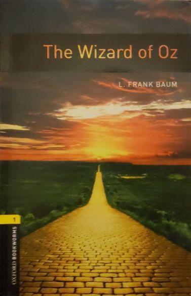 Продава книга Вълшебникът от Оз. Тhe Wizard of Oz L. Frank Baum
