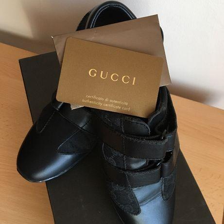 Pantofi Gucci originali Liffor Nero