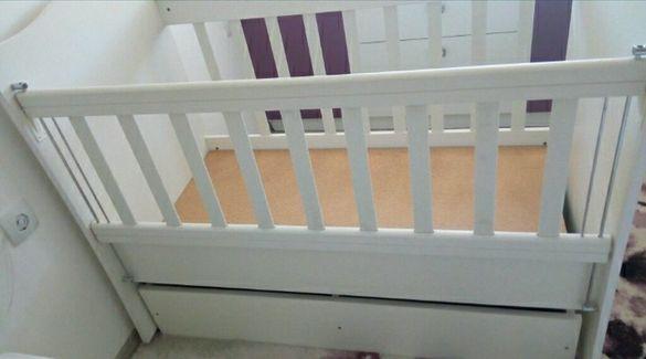 люлеещо легло за бебета