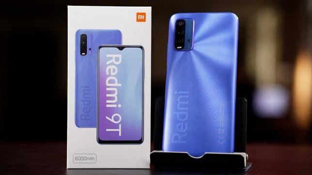 Смартфон XIAOMI REDMI 9T 4/128GB