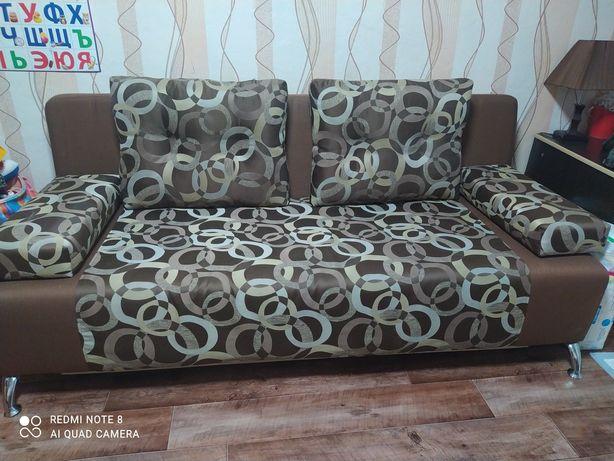 Продам диван, в нормальном состоянии
