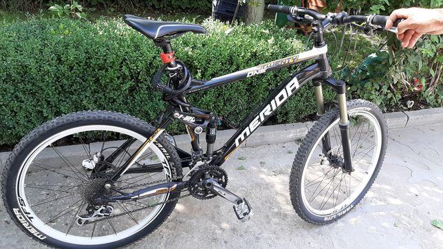 Bicicleta Merida One - Twenty, Full Suspension sau schimb cu laptop