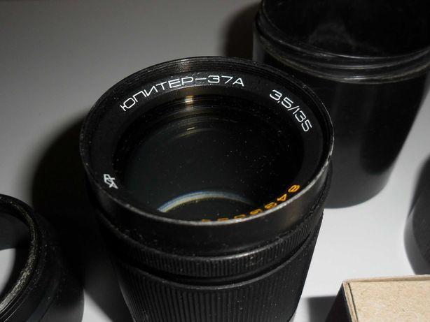 Фотообъектив Юпитер (СССР) для фотоаппарата