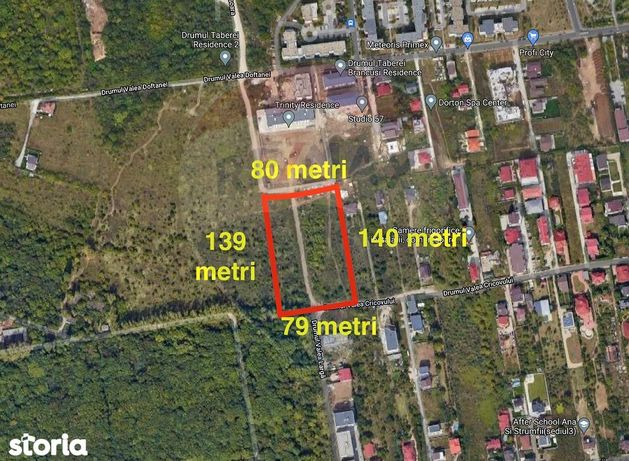 Teren Prelungirea Ghencea - Drumul Taberei - Oportunitate investitii