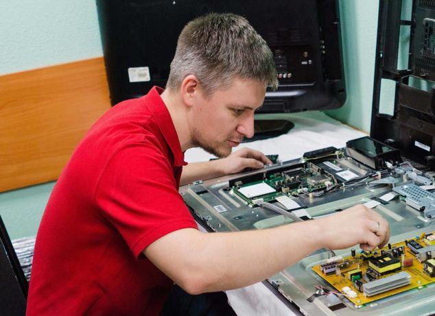 Ремонт телевизоров Алматы, гарантия от 1 года до 3 лет!