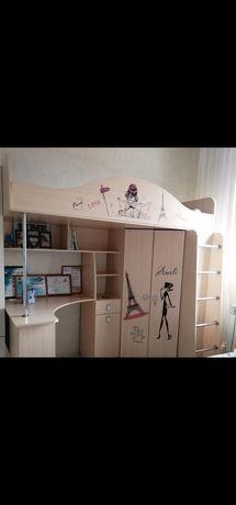 Детский шкаф состояние идеальное