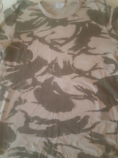 Tricou camuflaj desert