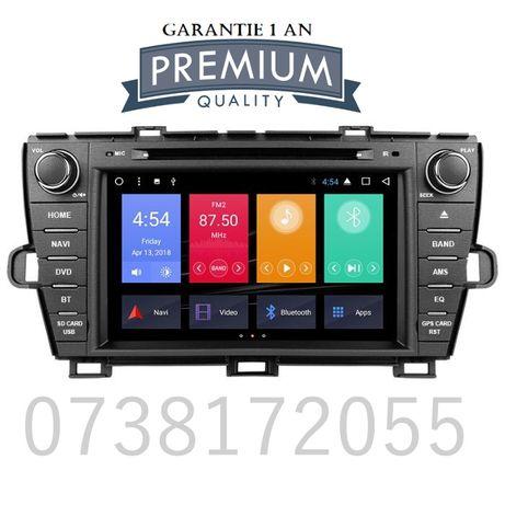 Navigatie GPS Android Toyota Prius DVD MP3 USB 4G Wi-Fi Bluetooth