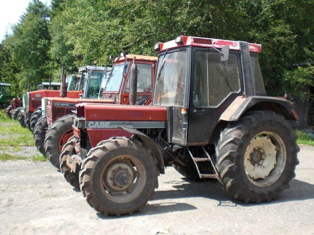 Piese tractor din dezmembrari Case 844 xl 745,856,1056,956 Cluj-Napoca - imagine 1