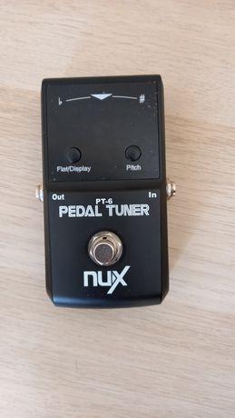 Продам гитарный тюнер Nux