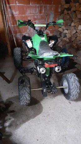 ATV de 125cmc aproape nou, foarte putin folosit