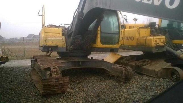 Dezmembrez excavator Volvo EC 240 NLC