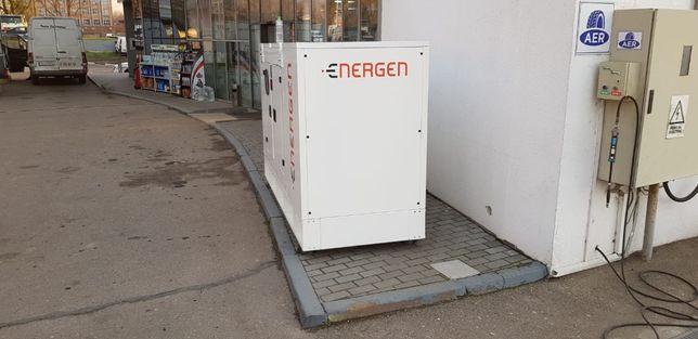 Generator de curent / grup electrogen 18 kW cu automatizare