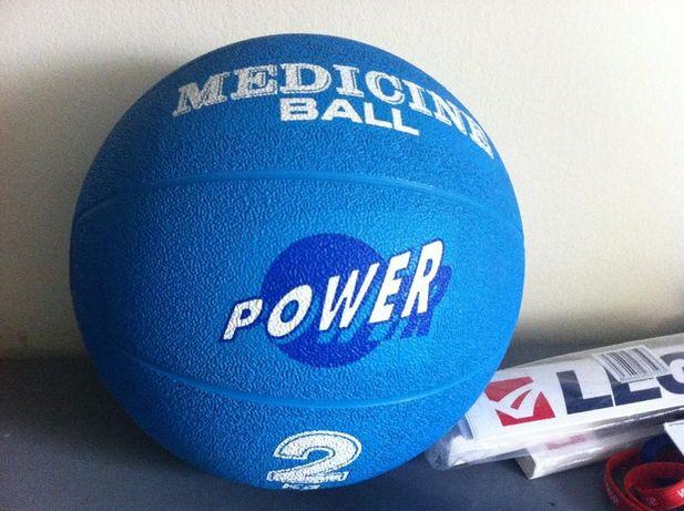 Vand mingi medicinale din plastic special, cu greutati intre 0,8-5 kg!