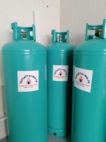 Butelie GPL 83 litri (35 kg) pentru centrale termice pe GPL