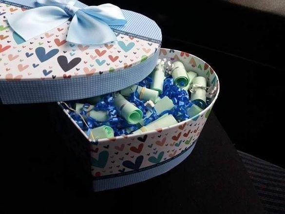 Кутия с пожелания