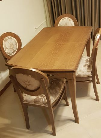 Трапезна маса и 4бр столове