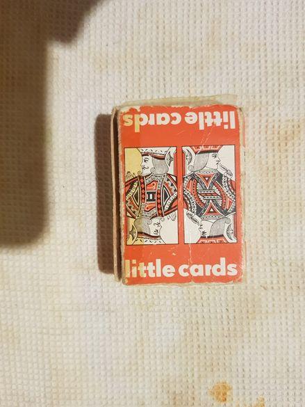 Малки карти за игра