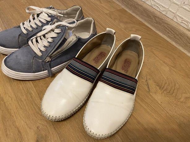 Обувь летняя, теплая осень