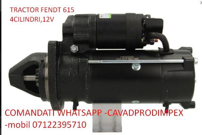 Electromotor tractor FENDT 615 VARIO SPECIAL