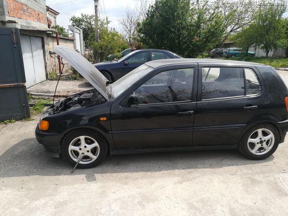 VW POLO 1.4 60 к