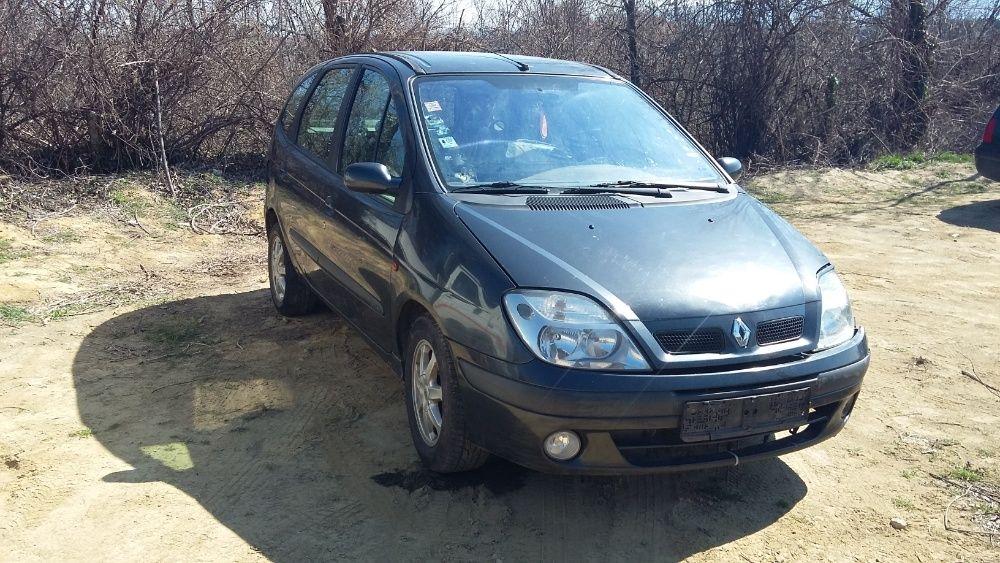 Renault megane scenic-Рено меган Сценик 2.0- .на-части