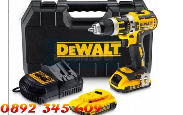 НОВ DeWalt 24 волта-Нов модел Акумулаторен винтоверт ударен Девалт