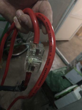 Vand cablu statie
