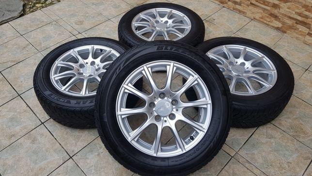 Jante 5x112 R16 + anvelope de iarna pt Audi A3, A4, A6, Q2, Q3 etc
