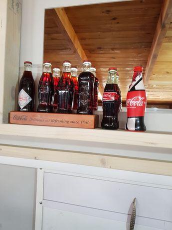 Колекционерски бутилки на Кока Кола