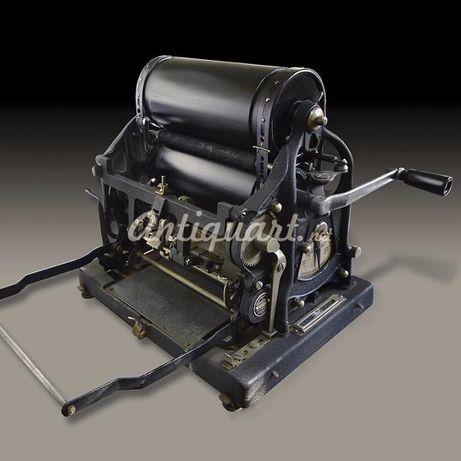 Печатна машина - дубликатор, циклостил