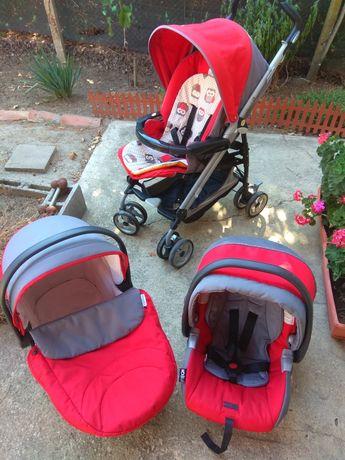 бебешка количка Peg Perego Plico P3