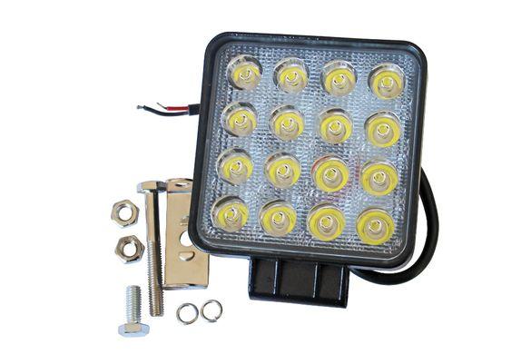 Халоген диоден 48W LED Работна Лампа Светлина на 12V и 24V 1бр.