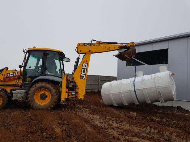 Montaj! montez fose septice ecologice
