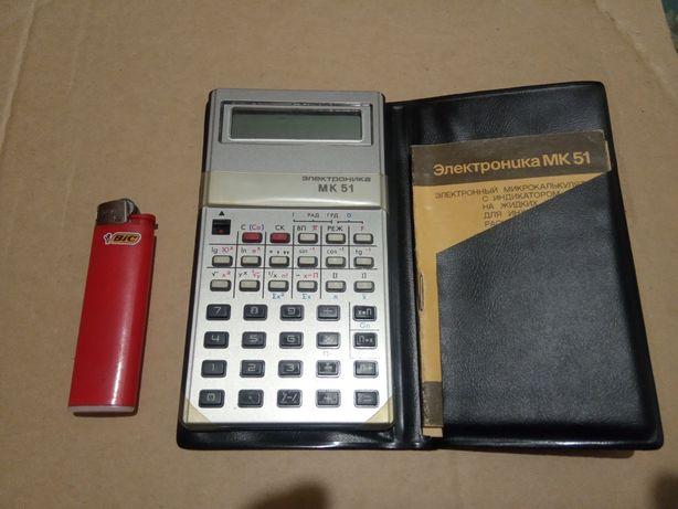 Калькулятор советский