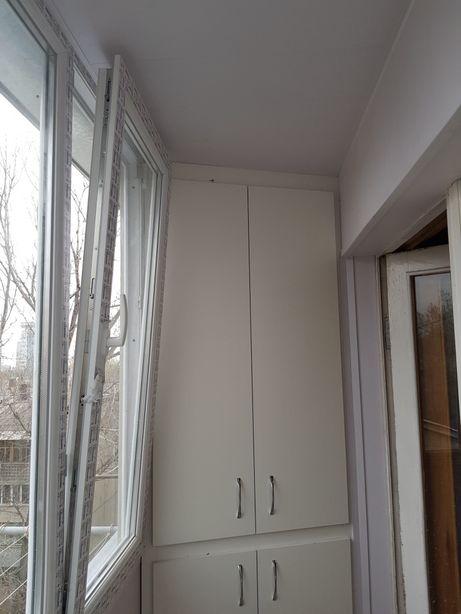 Отделка,утепление и обшивка балкона или лоджии